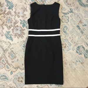 Black Label Evan-Picone dress